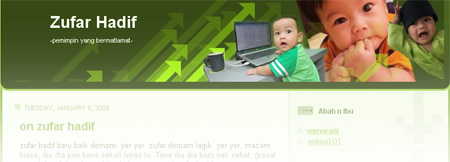 blog zufar